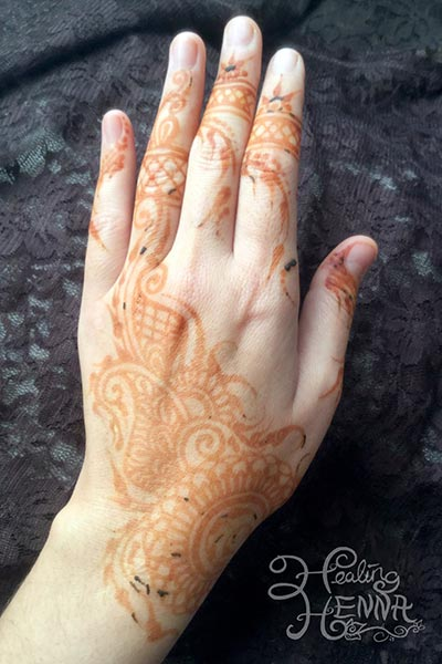 Healing Henna | San Francisco Bay Area | Henna Tattoos, Aftercare ...